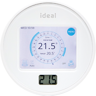 Product Heat & System Thermostat 1