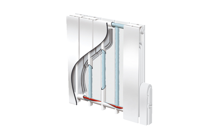 Accessio Radiator Internal
